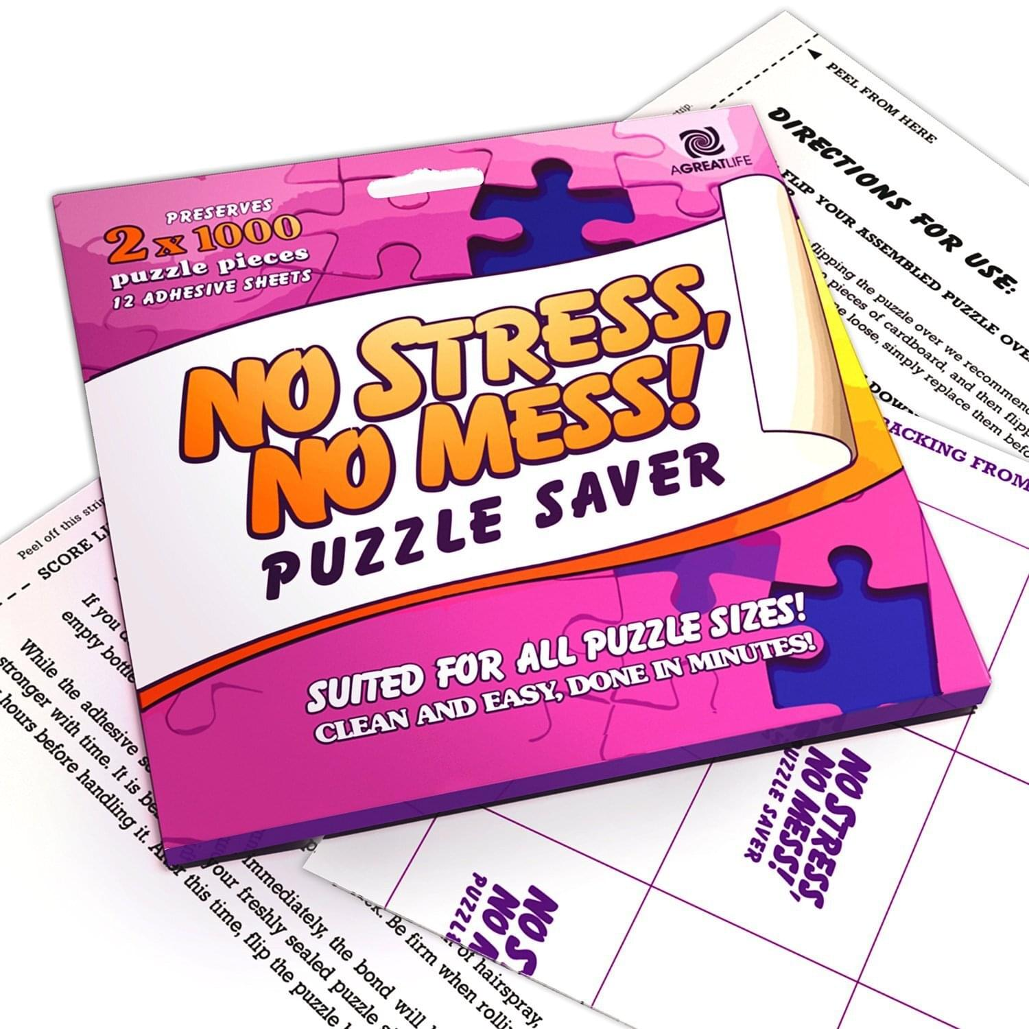 aGreatLife Puzzle Saver